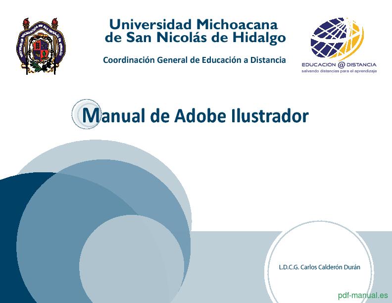 Curso Manual de Adobe iIlustrador 1