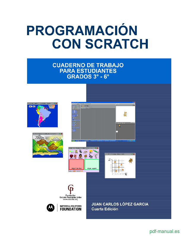 Curso Algoritmos Programación Con Scratch 1