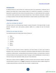 Curso Manual Básico de Access 2007 2