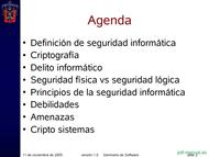 Curso Criptografía y Seguridad 2