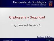 Curso Criptografía y Seguridad 1
