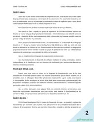 Curso Manual básico de java 2