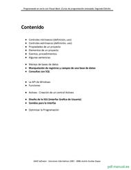 Curso Programando en serio con Visual Basic 2