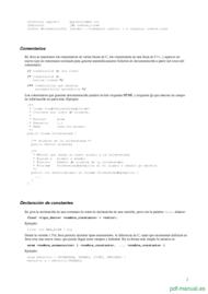 Curso Java para programadores de C y C++ 2