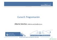 Curso Programación 1