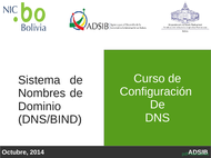 Curso Curso de Configuración De DNS 1