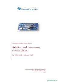 Curso Servidor DHCP y Servidor DNS 1