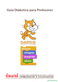 Curso Guía Didáctica para Profesores Scratch 1