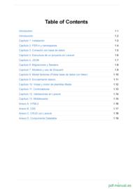 Curso Libro Laravel 5 Conceptos básicos y ejemplos 2