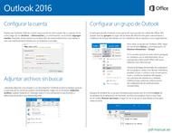 Curso Outlook 2016: Guía de inicio rápido 2