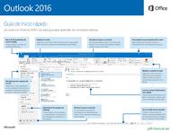 Curso Outlook 2016: Guía de inicio rápido 1