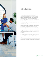 Curso Curso intensivo sobre Office 365 2