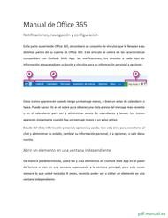 Curso Manual de Office 365 2
