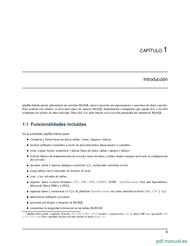 Curso PhpMyAdmin Documentation 2