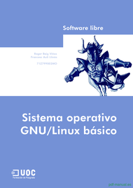 Curso Sistema operativo GNU/Linux básico 1