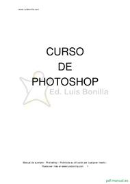 Curso Curso de photoshop 1