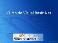 Curso Curso de Visual Basic.Net 1
