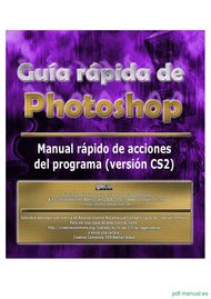 Curso Guía rapída de adobe photoshop 1