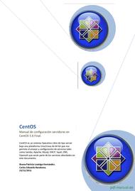 Curso Manual de configuración servidores en CentOS 1