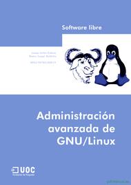 Curso Administración avanzada de GNU/Linux 1