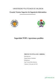 Curso Seguridad WIFI Agresiones posibles 1