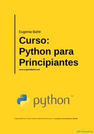 Curso Python para Principiantes 1