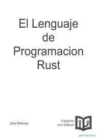 Curso El Lenguaje de Programación Rust 1
