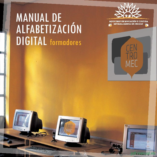 Curso Manual alfabetización digital 1