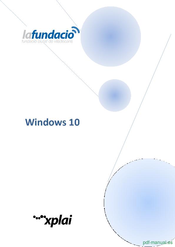 Curso Curso de Windows 10 1