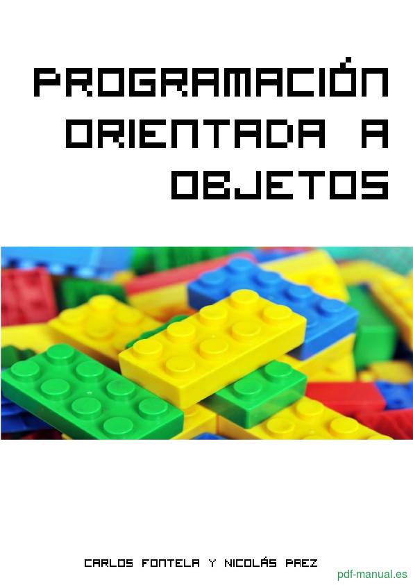 Curso Programación Orientada a Objetos 1